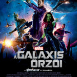 A Galaxis őrzői plakát slvr