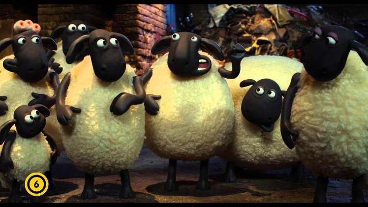 Shaun, a bárány – A film (6)