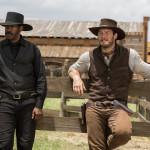 Denzel Washington és Chris Pratt A hét mesterlövészben