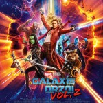 A galaxis őrzői vol. 2. poszter