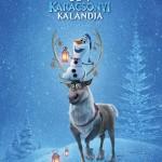 Olaf karácsonyi kalandja poszter