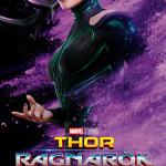 Thor: Ragnarök karakterposzter