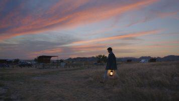 A nomádok földje jelenetkép